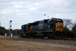 CSXT F458
